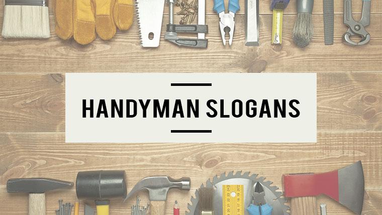 handyman-slogans