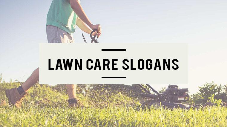 lawn-care-slogans