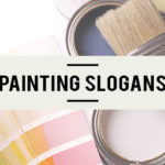 catchy painting slogans