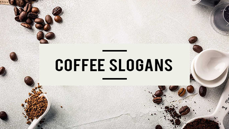 Coffee-Slogans