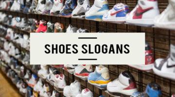 Shoes-Slogans
