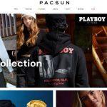 sites like pacsun